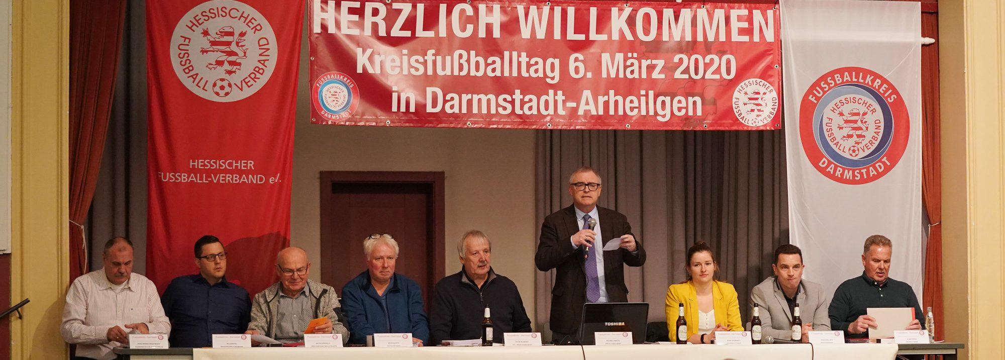 Fußballkreis Darmstadt